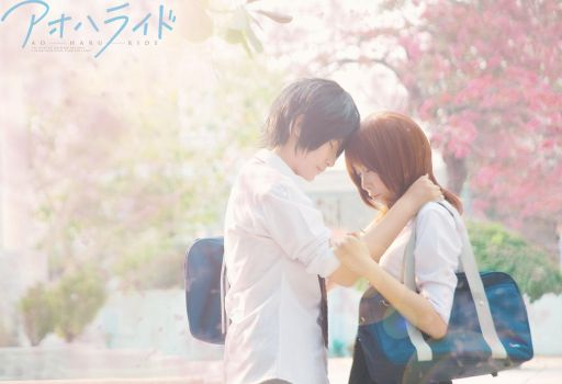 Ao Haru Ride - Our love by S-Ronnie