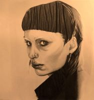 Rooney Mara/Lisbeth Salander by Tifaerith