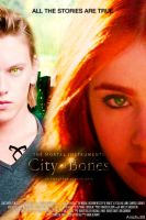 City of Bones fanmade movie poster by Anichu90v2