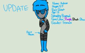 UPDATE!! Autum's Characteristics by AutumisAwesome