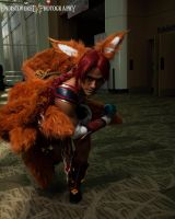 Foxfire Ahri - B by DISC-Photography