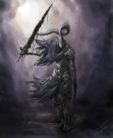 Artorias the Abysswalker by IcyYmir
