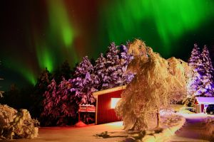 Northern Lights -  Arctic Circle by mystica-264