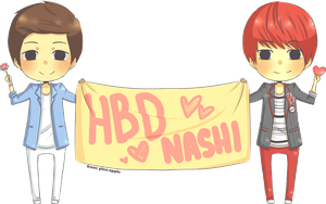 hbd Nashi by pine-apples