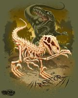 GENUINE KILLER RAPTOR by BROWN73