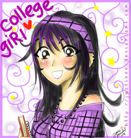 Off to COLLEGE x3 by justinee