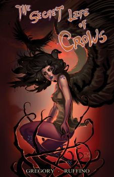The Secret Life of Crows  cover by ToolKitten