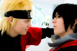 SasuNaru - What do you want? by Dark-Uke