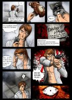 Silent Hill comic book part 5 by ThoRCX