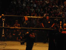 Bruce Buffer UFC 110 by Shame-On-The-Night