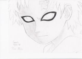Hot and Smexy Gaara by ultimateyaoilover