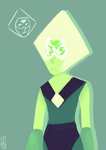 Green dorito chip child by nmjoon