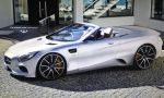 Mercedes 500SL concept by wizzoo7