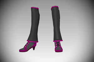 Sleeve Shoes DL by Theshadowman97
