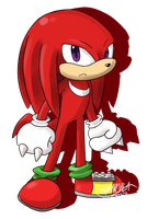 Knuckles by Sugaroala