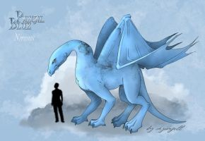 NewDesign - Pascal Blue by shyangell