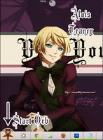 Alois Trancy Start Orb by monzedkltz