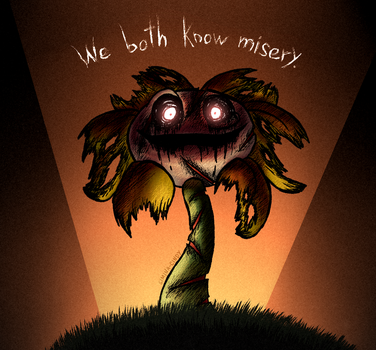 We both know misery. by Simina-Cindy