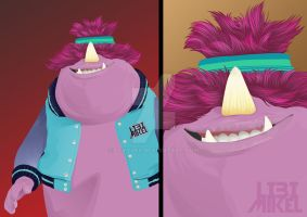 Monster University by levy009