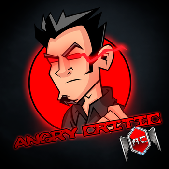 Angry Critic Logo by ngrycritic