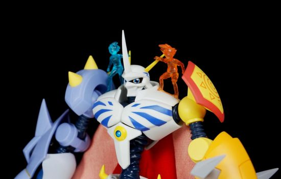 SH Figuarts Omnimon (Our War Game! ver.) 11 by Infinitevirtue
