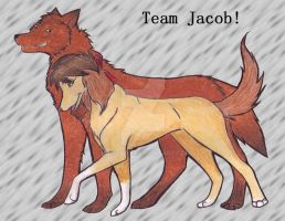 Team Jacob by Unwoven