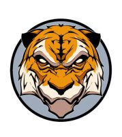 Tiger head by Anny-D