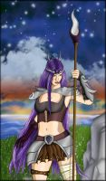 Lady Bia The Amazon Queen by Andecaya