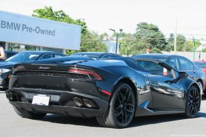 Race Exhaust Huracan by SeanTheCarSpotter
