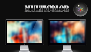 Multicolors. by Fiazi