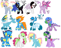 more costums for ArtyKinz (36/50) by tiffanykip
