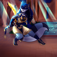 A Thief in Time: Ancient Egypt by Vixcoon