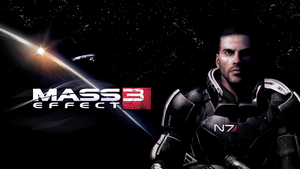 Mass effect 3 by LaNoif