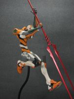 Bandai Eva Unit 00 3 by fritzykarl