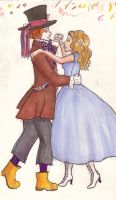 Won't you join the Dance by RedRoseQueen