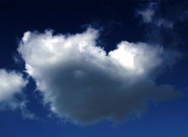 cloud by almonsor-stock