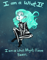 What I am. by OwlBeAwkward