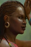 Jungle Heat closeup by EthicallyChallenged
