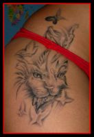 My Second Tattoo by SweetRaven
