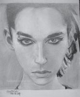 Bill Kaulitz by VampInMask
