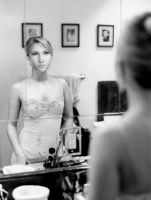 Girl in the Mirror by StellaStrifeCaelum