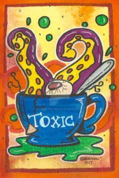 Toxic Tea by K8e-Art