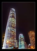 International Finance Centre by WiDoWm4k3r
