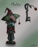 Melvin the elf by Swish42