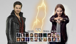 Hook vs Emma by VincentSharpe