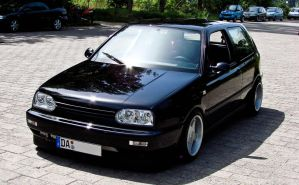 VW Golf 3 by Cobra1986