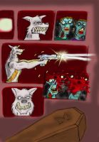 Sterling Spear - Comic Page by Cybopath