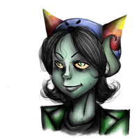 Nepeta Leijon by CharlotteRay