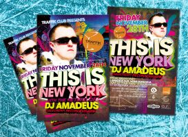 this is new york 08 by sounddecor