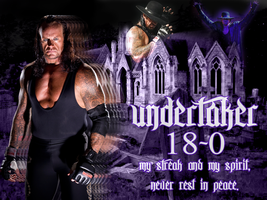 Undertaker - N. Rest in Peace by DecadeofSmackdownV2